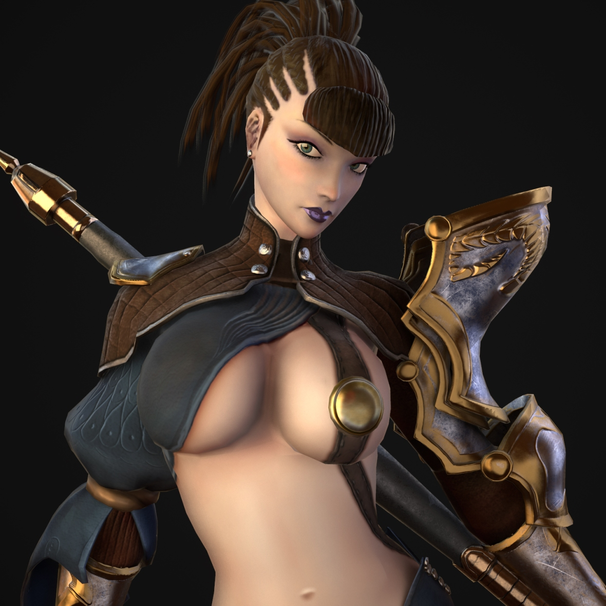 scythe girl 1